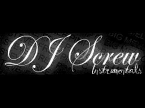 Dj Screw - Track 3 (instrumental) video