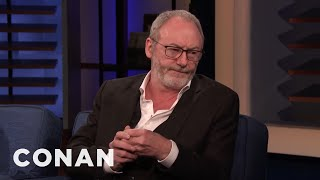 Liam Cunningham: The Crew Were The Real Heroes Of The Battle Of Winterfell - CONAN on TBS