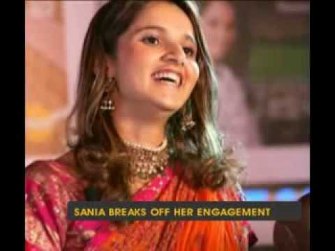 Sania Mirza breaks off her engagement Video