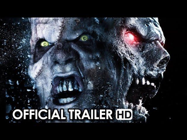 Frankenstein vs. The Mummy Official Trailer (2015) - Horror Movie HD