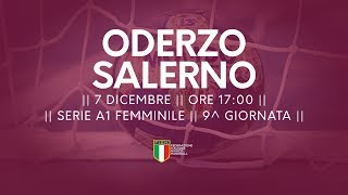 Serie A1F [9^]: Oderzo - Salerno 27-17