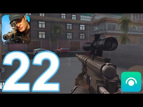 Sniper 3D Assassin: Shoot to Kill - Gameplay Walkthrough Part 22 - Region 8 (iOS, Android)