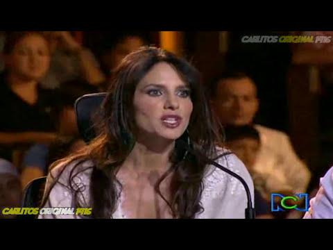 Colombia Tiene Talento - Arnold Perez - Alberto Martinez - Cantantes - 20 de Febrero de 2012.
