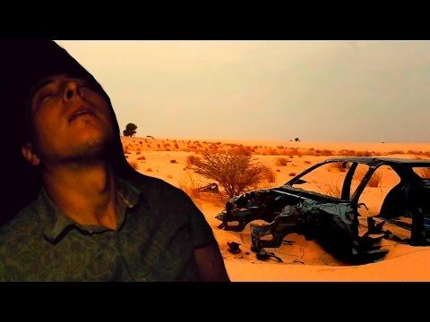 Полная ЖЕСТЬ в Мавритании! +44 в машине БЕЗ КОНДЕЯ! Мерседес W124 на грани. АФРИКА #4