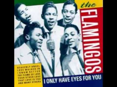 Flamingos - I Only Have Eyes For You