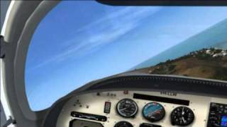 A Tour of Murray Island in the ORBX Lancair