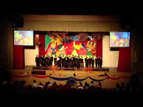 Sabayang Pagbigkas 4D (champions)