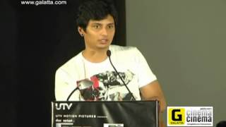 Mugamoodi - Jiiva Talks at Mugamoodi Press Meet