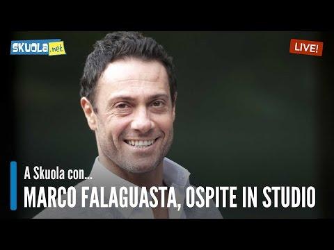 Ospite della Skuola Tv l'attore Marco Falaguasta