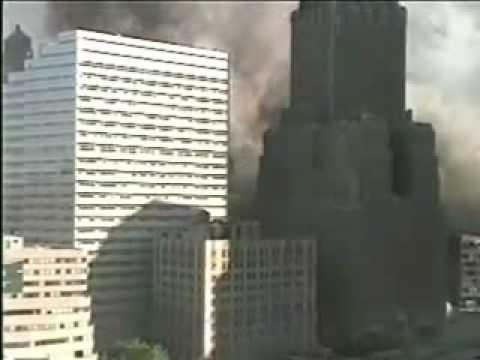 WTC building 7  footage 5
