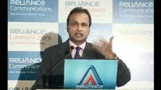 Reliance Communication's roll-out of world class telecom infrastructure in record time Part 4