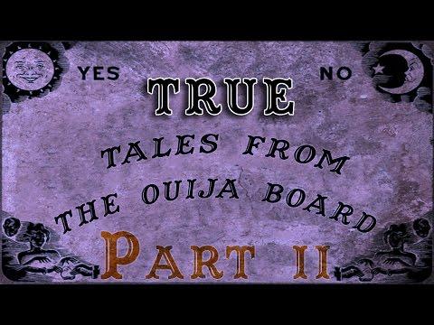 TRUE Tales of the Ouija Board (Part 2) Ft. Mr. ScareKrow