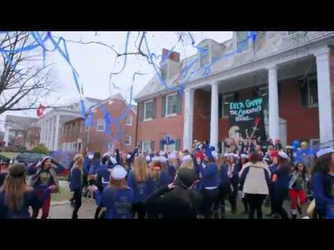 Delta Gamma at Ohio State Bid Day 2014