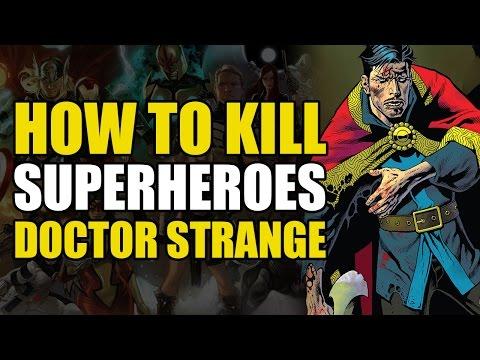 How To Un-Alive Doctor Strange (How To Un-Alive Superheroes)