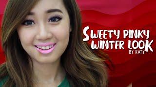 Sweety Pinky | Winter Look | By Katy
