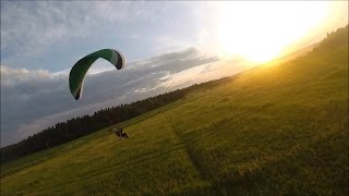 GoPro: Powered Paragliding | Полеты на парапланах в Сортавале