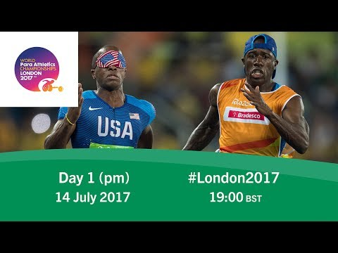 Day 1 | World Para Athletics Championships London 2017