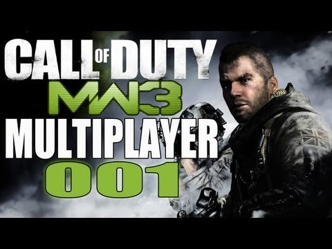 Let's Play Call of Duty: Modern Warfare 3 Multiplayer #001 [Deutsch] [HD] - Bootleg Team Deathmatch