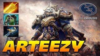 Arteezy Omniknight - Dota 2 Pro Gameplay