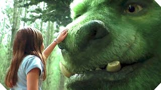 Disney's PETE'S DRAGON - Movie Clips Compilation (2016)