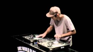 DJ Shiftee (USA)  2009 DMC World Championship Performance