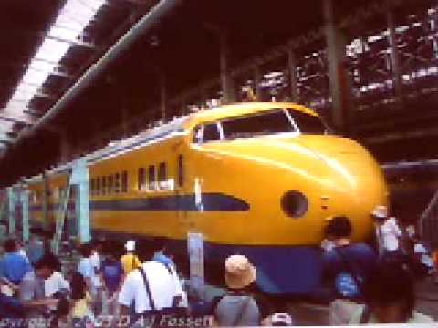 Video in the memory of Shinkansen 0, 200 series and 100 Grand Hikari together with STAR 21, 300x and WIN 350 Since they are already gone and retired from ser...