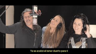 Camela - Ya se acabó el tener dueño ft. María Toledo (Lyric Video)