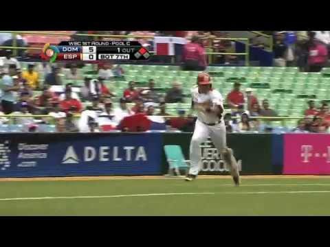 World Baseball Classic 2013: Toque de Beltre ante República Dominicana