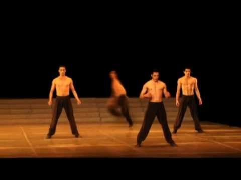 Forceful Feelings- Evolution of Male Dancers HD Clip