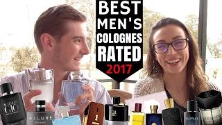 BEST MEN'S COLOGNES RATED 2017 | Tripleinc.