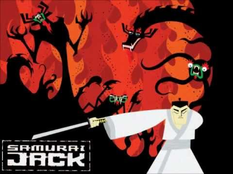 Samurai Jack theme song (Looped)