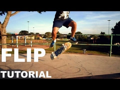 Aprenda o FLIP - Nova tcnica - muito fcil (English Sub)