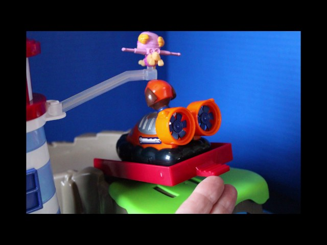 Paw Patrol - Sky and Zuma's Lighthouse Rescue thumbnail