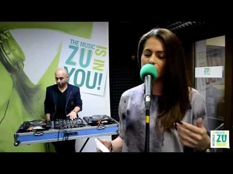 Raluka - Read All About It (& DJ Sava) (Cover Emeli Sandé) (Live @ Radio ZU, 2013)