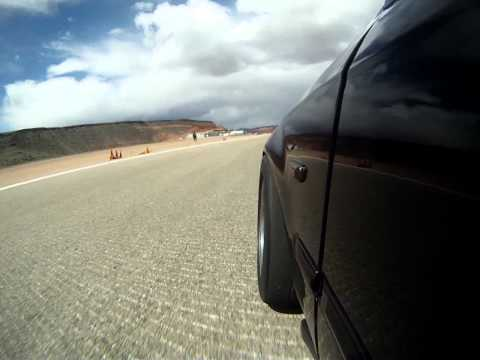 Utah SCCA Solo / Autocross - 4/1/12 - Saint George, UT - 71 SMF Turbo Civic Si