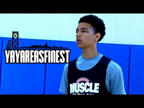 Michigan-Bound DJ Wilson Mixtape!!! 6'9 SKILLED Wing!!!