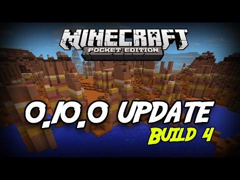 [0.10.0] Minecraft PE Update Review Build 4