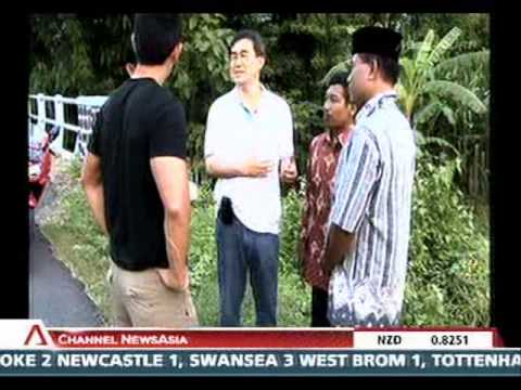 RAS - 29 Nov 12, World's Toilet Crisis, Channel NewsAsia