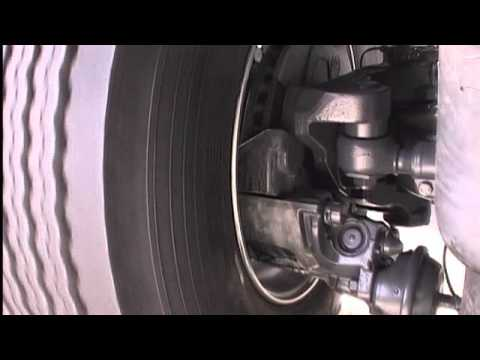 BPW Self Steer axle .wmv