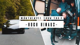 HOLYHALL | WÖRTHERSEE TOUR | TAG 4 | HOCH HINAUS !