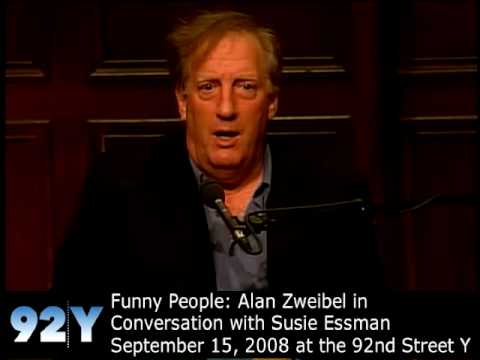 0 Funny People: Alan Zweibel in Conversation with Susie Essman at the 92nd Street Y