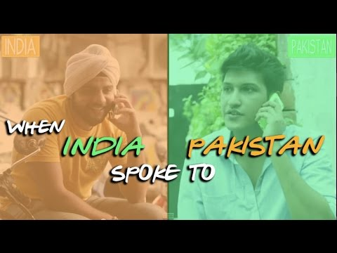 AIB : When India Spoke to Pakistan