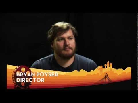 Bryan Poyser of THE BOUNCEBACK at 2013 Dallas International Film Festival