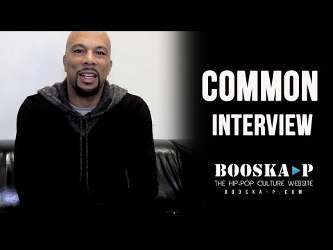 Common Speaks On His Respect For Chief Keef, President Obama, Chicago's Gang Culture, The Genius Of J. Dilla, Collaborating W/Kanye West, 'Selma' & More (Video)