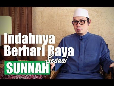 Ceramah Umum: Indahnya Berhari Raya Sesuai Sunnah - Ustadz Ahmad Zainuddin, Lc