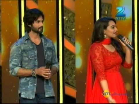 Dance India Dance Season 4 December 07, 2013 - Shahid Kapoor, Prabhu Deva & Sonakshi Sinha video