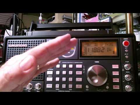 TRRS #0168 - Grundig Satellit 750 Shortwave Radio Review