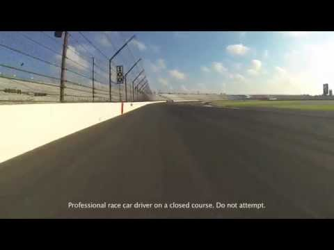 Indianapolis Motor Speedway Road Course Hot Lap