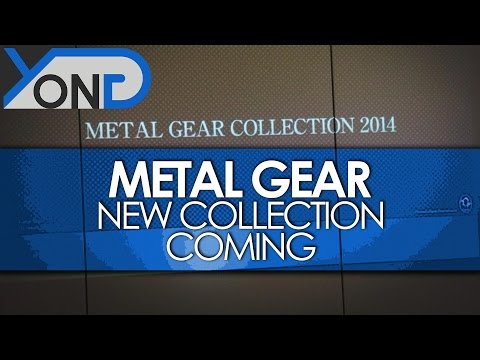 Kojima Teases New Metal Gear Collection (Metal Gear Collection 2014)