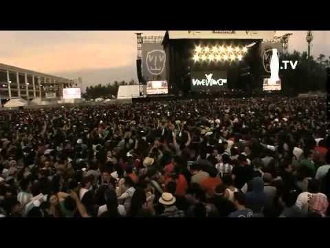 Panteón Rococó - Esta Noche, La Dosis Perfecta y La Carencia (Vive Latino 2013)